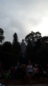 The Steps Leading to Buddha.