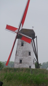 Wind Mill in Damm