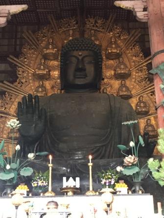 Todai - ji Shrine Nara