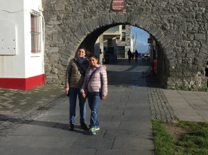 the spanish arch - galway